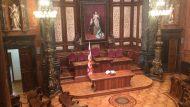 Sala del Plenari Carles Pi i Sunyer