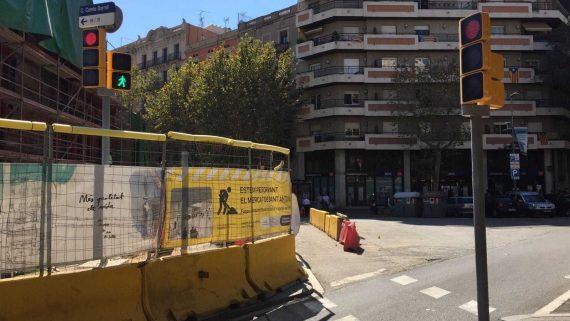 Mercat de Sant Antoni i entorn.