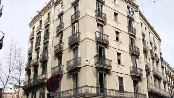 Projecte de cohabitatge al carrer Princesa, 49.