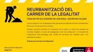 Reurbanització del carrer de la Legalitat