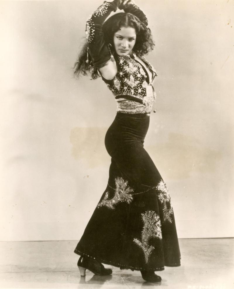 Resultat d'imatges de institut del teatre ESO flamenc garrotín Amaya EVA NAVAS