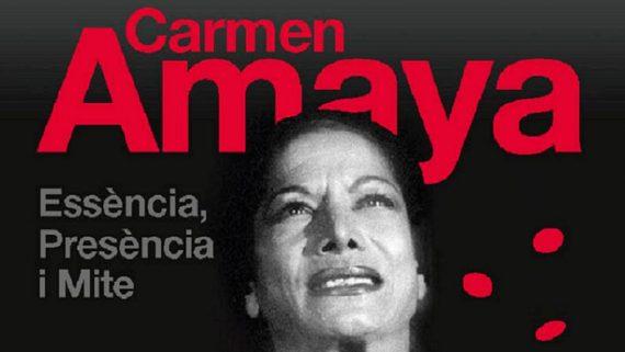 Carmen Amaya. Exposició