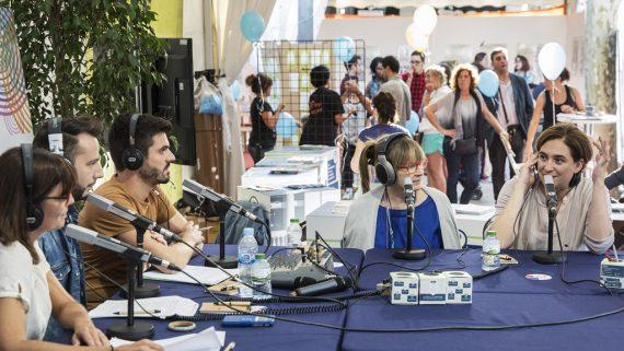 20a Mostra d'Associacions de Barcelona 24.09.2015  Foto Pere Virgili