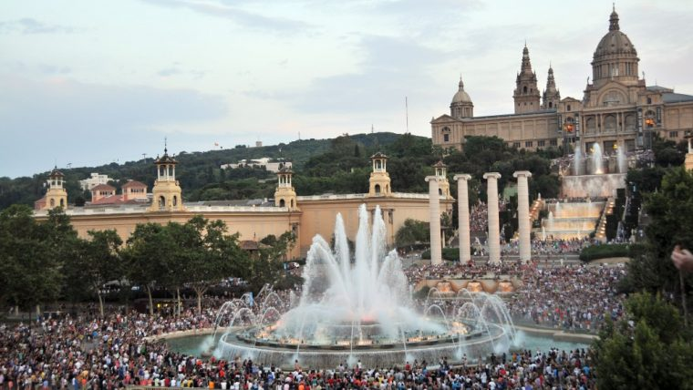 The Magic Fountain starts its autumn schedule | Info Barcelona | Barcelona  City Council