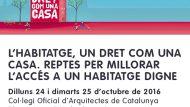 Jornades d'Habitatge - Ajuntament de Barcelona