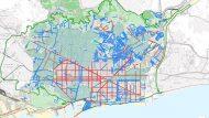 Mapa Plànol BCN carrils bici