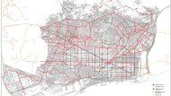 Mapa de planificació desplegament xarxa cilclista