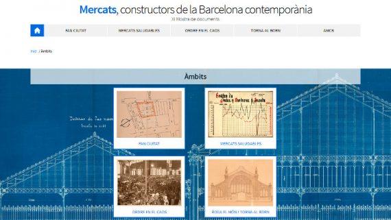 Nova web de la XI Mostra de Documents