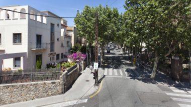 carrer de Campoamor