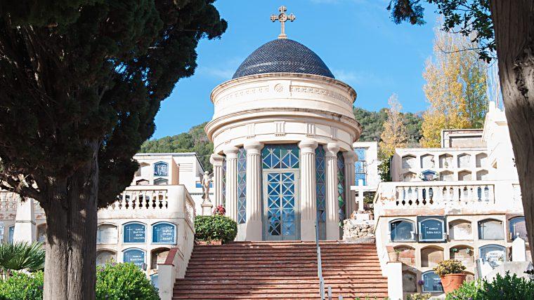 El cementerio de sant gervasi web de barcelona - Tanatori sant gervasi barcelona ...