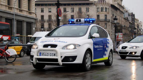 Cotxe Guàrdia Urbana