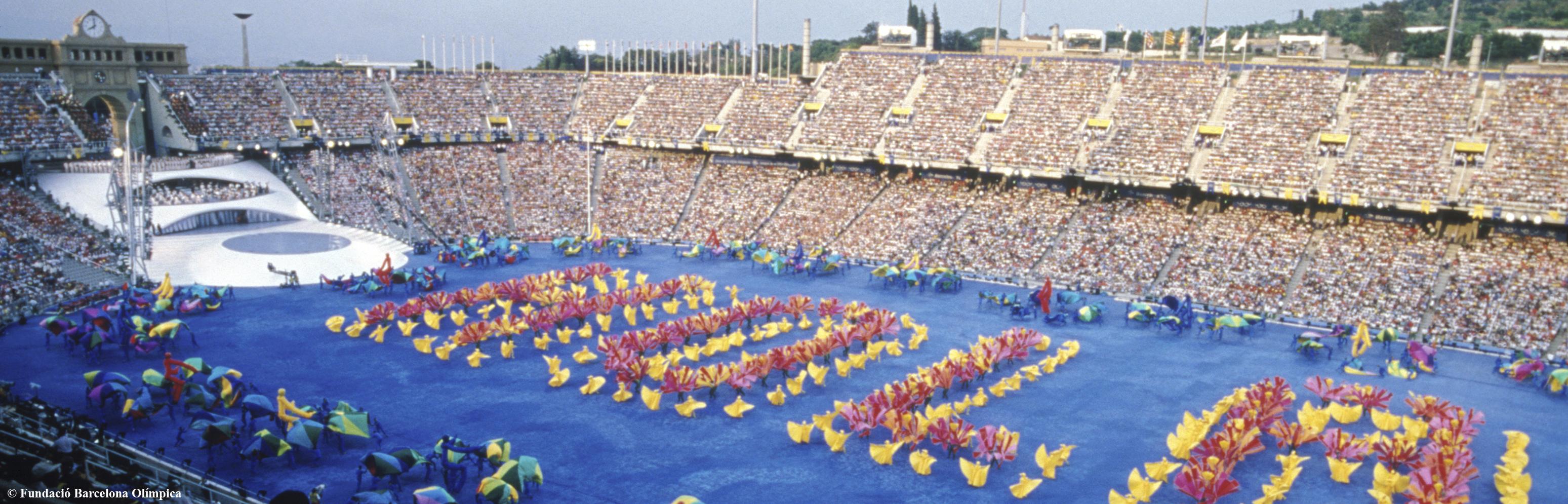 Por Que Celebramos Los 25 Anos De Barcelona 92 25º Aniversario