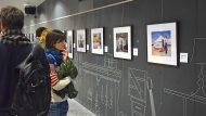 """Exposició """"L'èxode sirià: lluitant per la supervivència"""""""