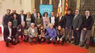 25 Premis Sants-Montjuïc premiats amb consellers