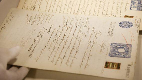 Arxiu Municipal del Districte de Sants-Montjuïc. Foto: Carme Garcia Navarro
