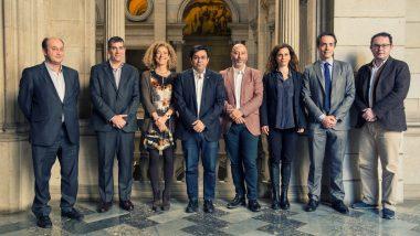 Declaració de Barcelona per la inclusió social digital. Gerardo Pisarello, Francesca Bria, Barcelona Digital