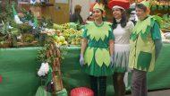 Carnaval 2017, Gran Tiberi al Mercat de Fort Pienc. Mercats de BCN