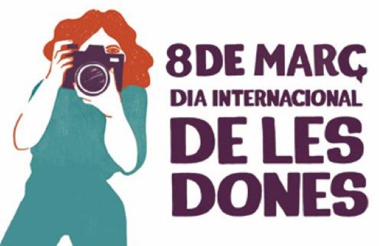 8-M Dia Internacional de les Dones