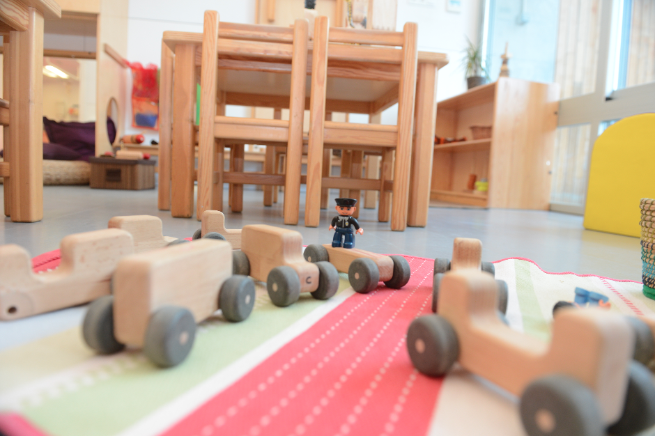Jornades de portes obertes a les escoles bressol escoles for Escoles de disseny d interiors a barcelona