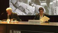 Gerardo Pisarello, Ricard Vinyes, Mercat del Born, Born. Memòries d'un mercat, Exposició