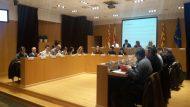 Nou Barris, Consell Plenari, març, Pla Desenvolupament Econòmic