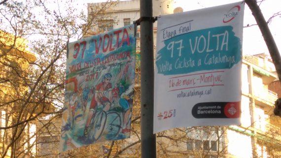 Banderola 97a Volta Catalunya