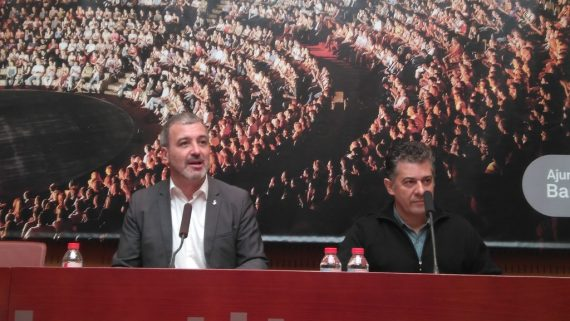 Cesc Casadesús, Jaume Collboni, Grec 2017