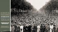 Manifestació A baix el feixisme! 29 d'abril de 1934. Fotografia: Pérez de Rozas (AFB)