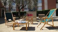 Biblioteques_Lectura al jardi