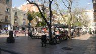 Plaça de la Revolució, Gràcia, Places de Gràcia