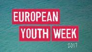 European Youth Week Assessoria mobilitat