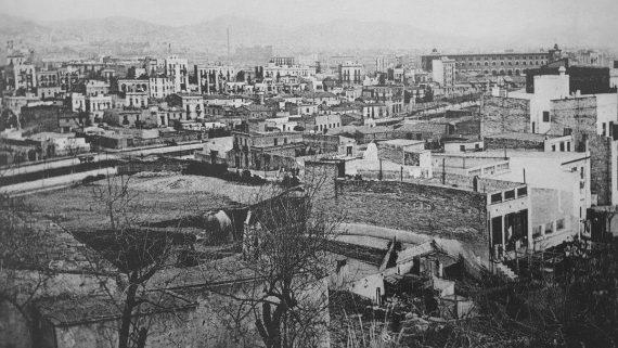 Sants-Hostafrancs 1900