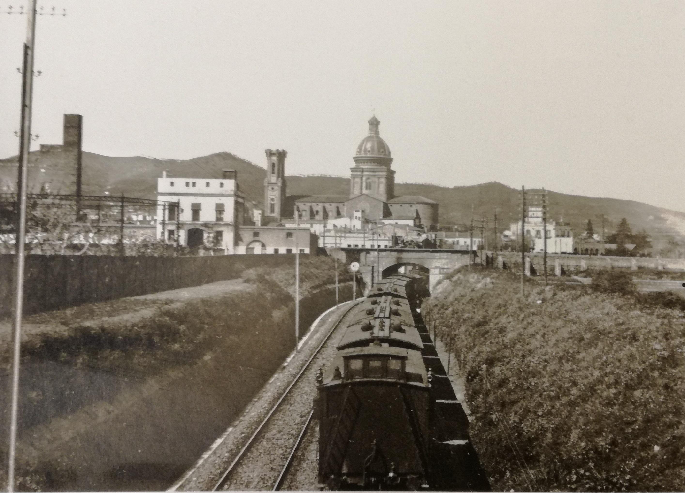 Fa 120 anys de l 39 annexi de sant andreu a barcelona sant - Barrio de sant andreu ...