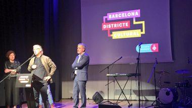 Jaume Collboni BCN Districte Cultural