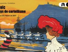 Història de Barcelona a través dels cartells de Montjuïc