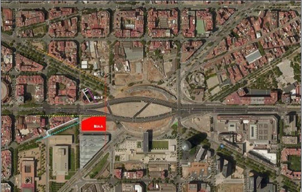 El concurs per edificar 280 habitatges p blics a gl ries ja t guanyadors sant mart - Pisos de proteccion oficial barcelona requisitos ...