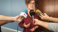 Montserrat Ballarín, Agents Cívics, Mercat de la Boqueria, Agent Cívic