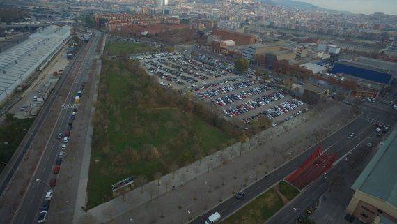 Camp de futbol, Baró de Viver, pla de barris, pladebarris, esport base, obres, instal·lacions esportives, bon pastor i baró de viver