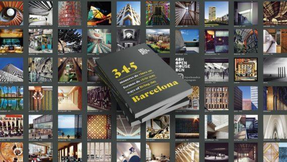 Coberta del llibre '345 maneres de viure (a) Barcelona'.