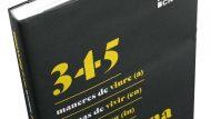 Coberta del llibre '345 maneres de viure (a) Barcelona.