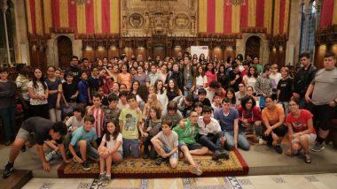XXII Audiència Pública al Nois i Noies de Barcelona