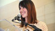 Begoña Ugalde, guanyadora poesia amb 'Peces de aguas desconocidas'