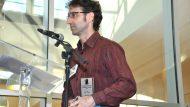 Daniel Justribó, finalista relat curt amb 'La gran guerra'