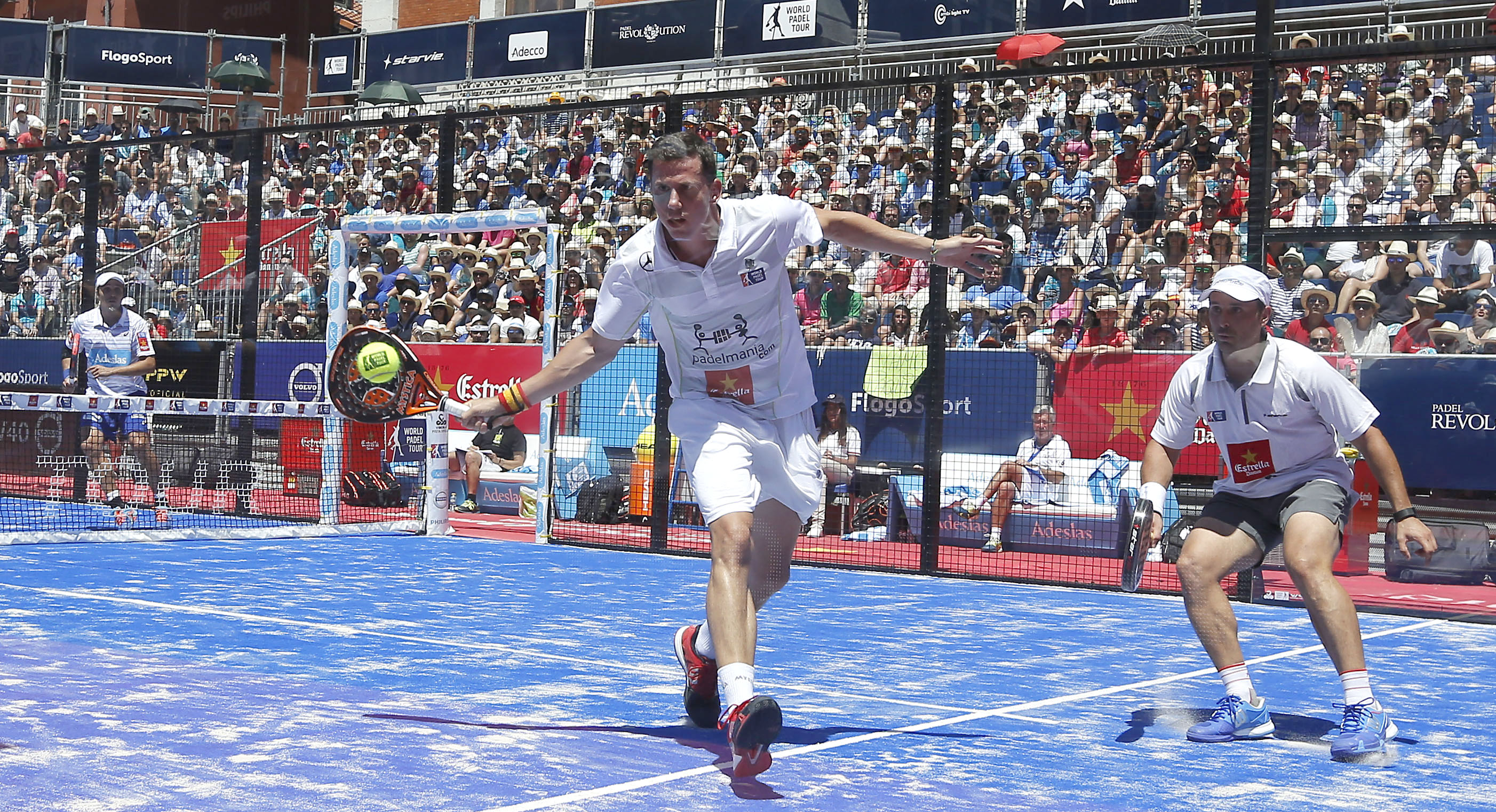 Calendario World Padel Tour.The Best Padel Will Be On Show In Barcelona From 30 May To