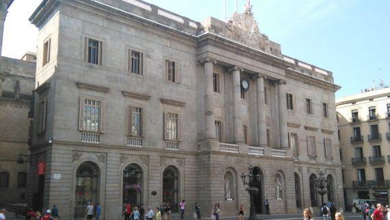 Façana Ajuntament