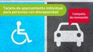 Targeta de aparcamiento individual
