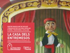 Traditional puppets at the Casa dels Entremesos