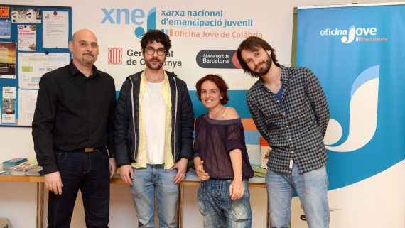 Joves ajuntament de barcelona for Oficina habitatge barcelona