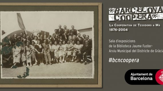 Barcelona Coopera. La Cooperativa de Teixidors a Mà 1876-2004