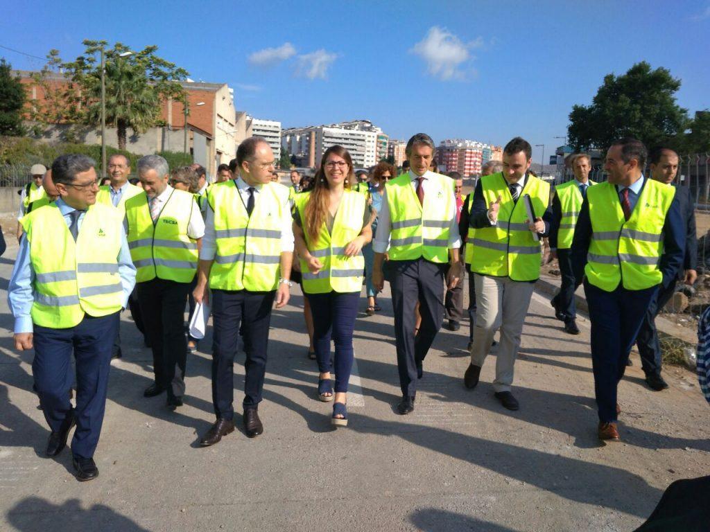 Primer paso para reanudar las obras de la Sagrera | Les Rambles